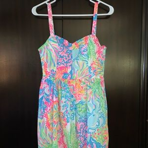 Lilly Pulitzer Ardleigh Dress Size 2 NWT